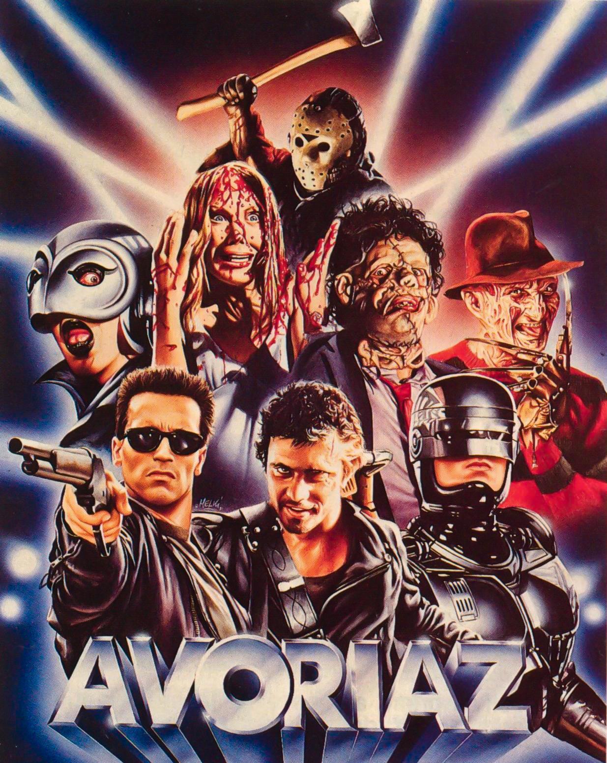 Horror 21 Films Tv Shows Albums Check