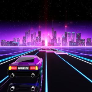 New Retro Games – Retro Synthwave