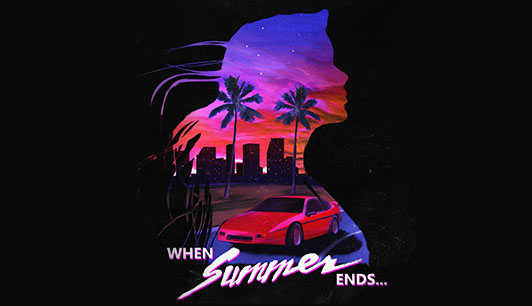 Retro Design World – Retro Synthwave