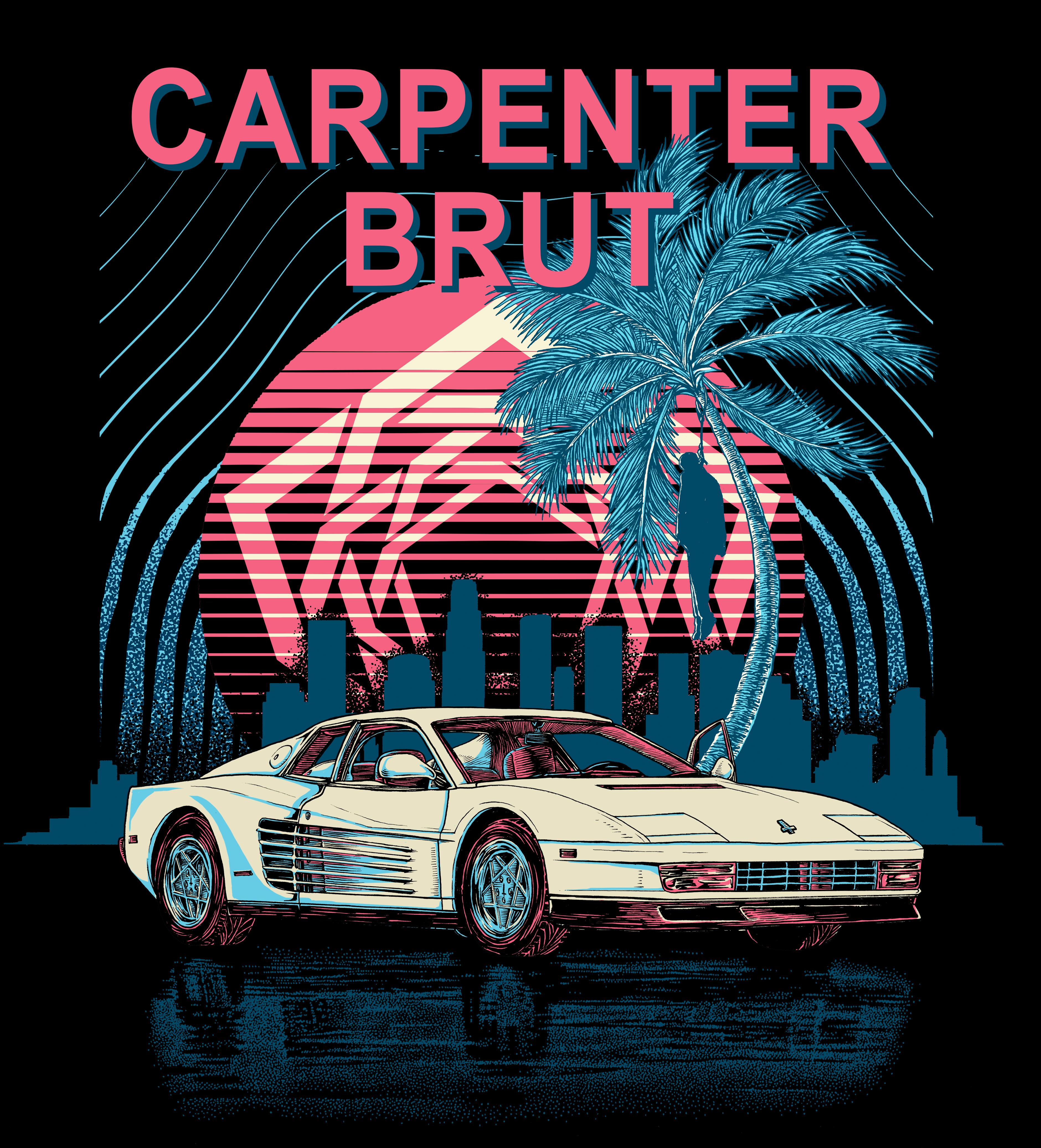 Carpenter Brut – Retro Synthwave