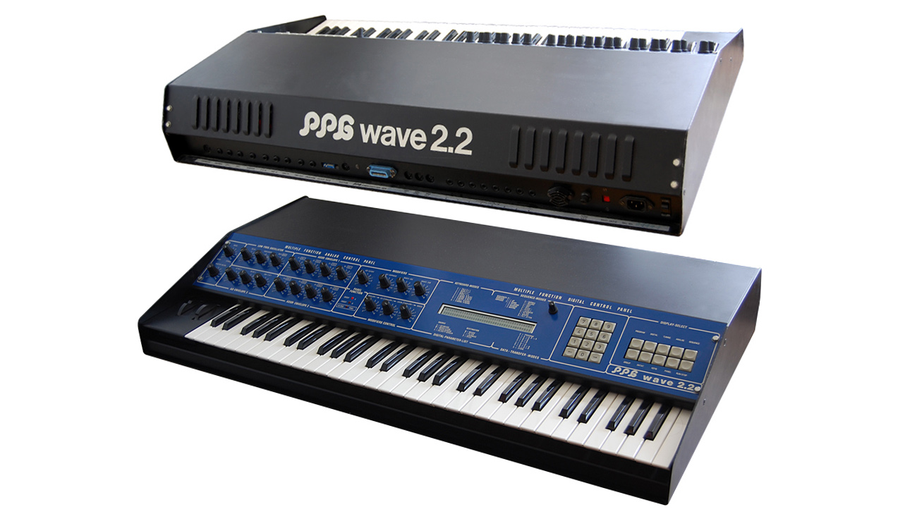 Synthesizers – Retro Synthwave