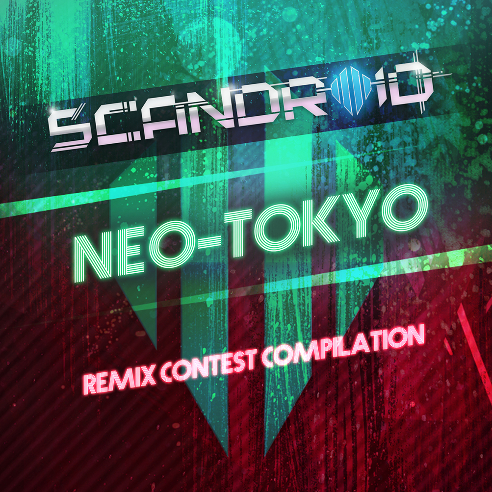 RSW Premiere – 3FORCE Remix for Scandroid – Retro Synthwave