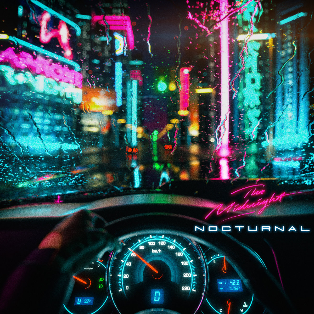 retro synthwave � outrun