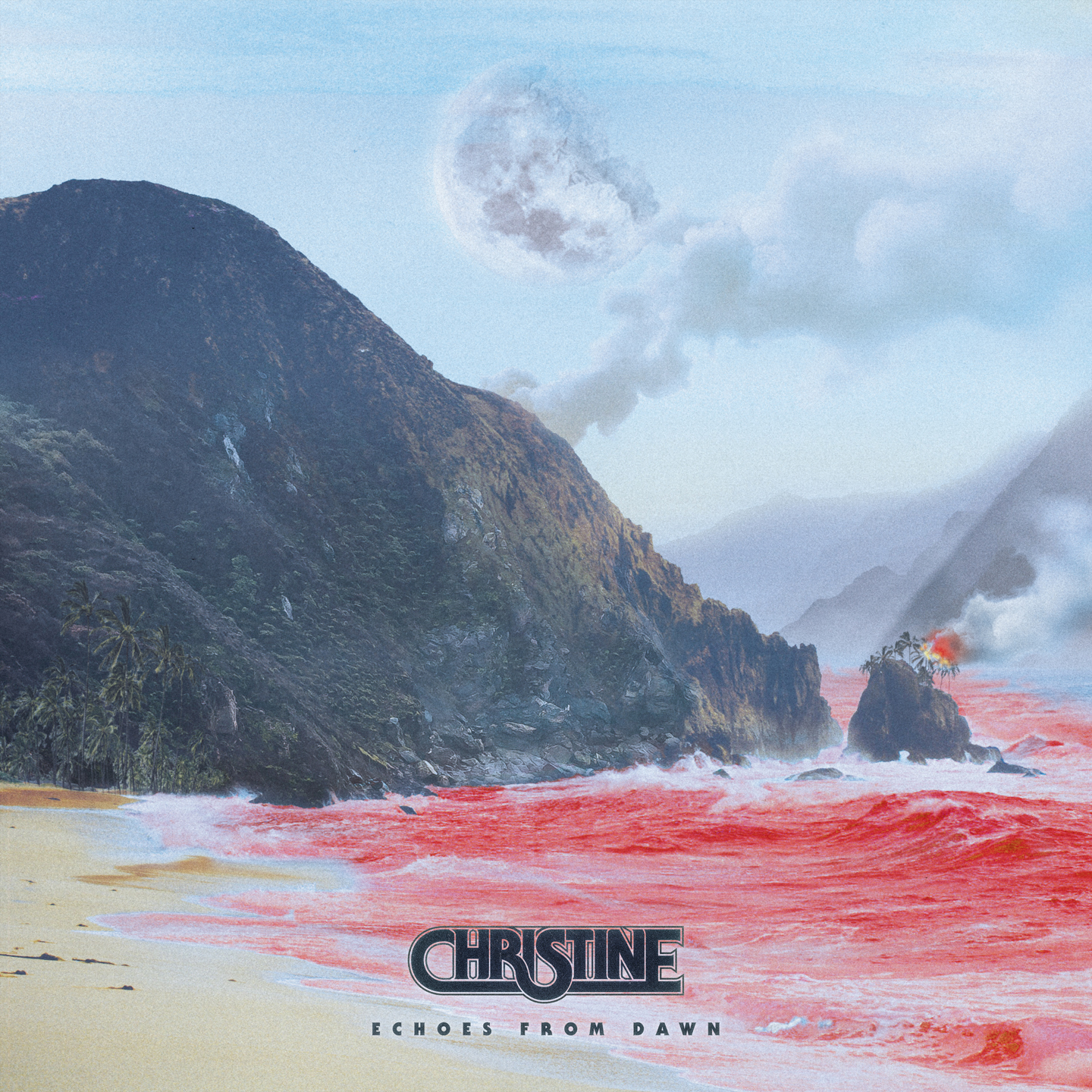 Christine – Echoes from Dawn – Retro Synthwave