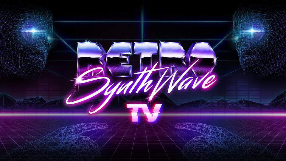 Retro Synthwave TV